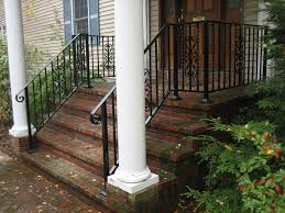 aluminum railings old dutchman u0027s wrought iron inc