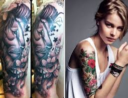 50 cute arm tattoo designs for women
