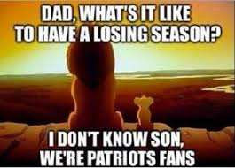 Funny New England Patriots Memes - patriots rule an offensive thread unless you live in new