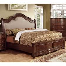 bedroom white platform bed frame queen mattress box spring
