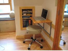 Fold Up Bookcase Best 25 Folding Computer Desk Ideas On Pinterest Wall Mounted