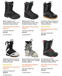 s yard boots sale sports authority the ski and snowboard yard sale snowboard boots