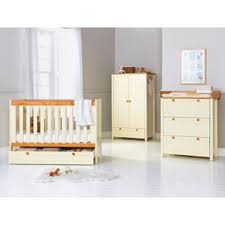 buy classic two tone 5 piece nursery furniture set at argos co uk