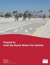 Proposal Cover Sheet by Consultant Alta Planning Design South Bay Bicycle Coalition