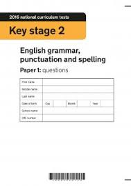 free ks1 sats and ks2 sats past papers for parents to download