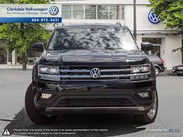 atlas volkswagen black used 2018 atlas comfortline 3 6l v6 4motion 4 door sport utility