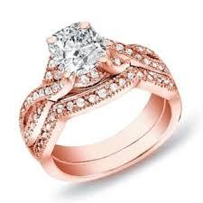 overstock wedding ring sets si1 si2 bridal sets wedding ring sets for less overstock