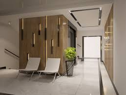 entrance design interior design of apartments building entrance ha 3d model buy