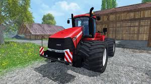 case ih steiger 600 hd for farming simulator 2015