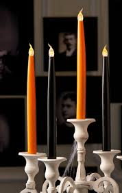 halloween candles and flameless candles halloween wikii