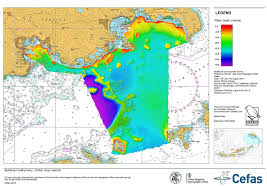 Bvi Map Bvi Two Year Mapping Project And Hydrographic Survey Completed