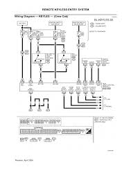 repair guides body lock u0026 security system 2004 remote