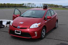 2015 toyota prius track tested review the truth about cars