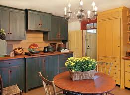 Maine Kitchen Cabinets 8 Ways To Design A Kitchen For An Early House Old House