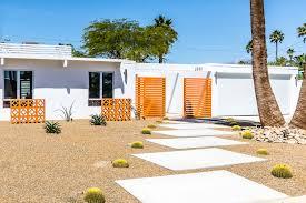 mid century architecture splash pad palm springs mid century modern vacation rental
