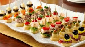 appetizers finger food