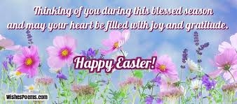 42 easter wishes greetings messages and images