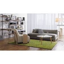 Cb2 Uno Sofa Shroom Coffee Table Cb2 Love This Coffee Table The Round Edges