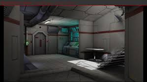 spaceship interior a game room project pinterest spaceship
