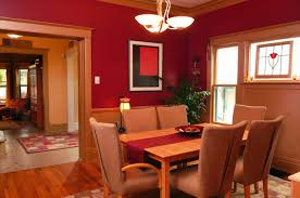 best color to paint a room with fabulous dark red wall painting