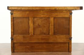 sold kitchen island or wine u0026 cheese counter maple 1925 antique