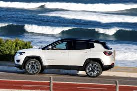 jeep compass review parkers