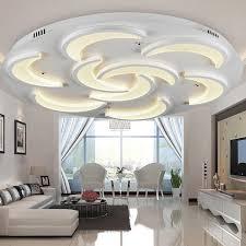 Flush Ceiling Lights Living Room Modern Ceiling Mounted Light Tìm Với Light Pinterest