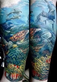 Tattoo Themes Ideas Ocean Theme Tattoos U0027 Beautiful Body Art U0027 Pinterest