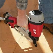 milwaukee 7110 20 2 to 3 1 2 inch clipped head framing nailer review