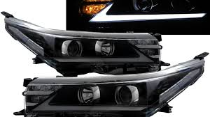 lexus isf grill crazythegod corolla e170 mk11 14 16 4d isf style headlight bk asia