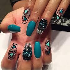 crazy acrylic nail designs katty nails katty nails