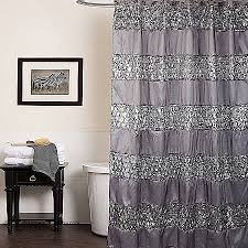 popular curtains curtains extra long grey shower curtain awesome popular bath