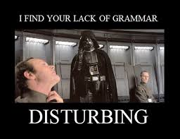 Grammer Nazi Meme - grammar nazi the unofficial stanford blog