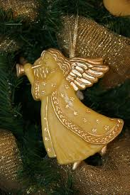 better budgeting homemade christmas ornaments beeswax angel