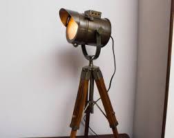 spot de bureau ampoule incluse le de bureau style industriel vintage