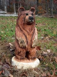 cedar wood sculpture best 25 chainsaw wood carving ideas on chainsaw