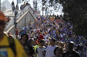 bay to breakers transportation and traffic survival guide by