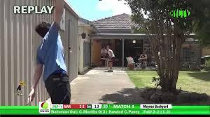 backyard cricket series 2012 13 match one part 1 youtube