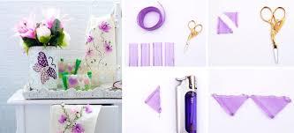 decor handmade decorative butterfly on towel interior and decor