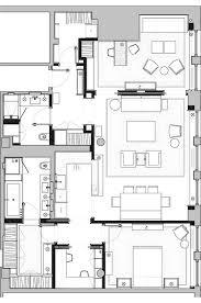 246 best apartment plans images on pinterest architecture