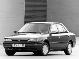 sedan mazda mazda 323 bg sedan specs 1989 1990 1991 autoevolution