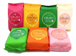 30 sheet 1 pack celavi makeup remover cleansing wipes removing