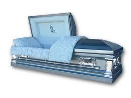 blue casket noble monarch blue casket ems funeral solutions