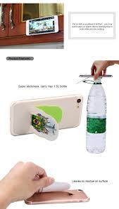 2017 new products lazy magic sticker cell phone holder buy