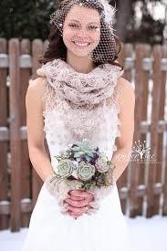 wedding dresses with bolero top 13 winter wedding dress styles