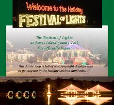 holiday festival of lights charleston james island county park christmas lights christmas lights decoration