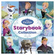 disney frozen storybook collection book kmart