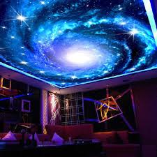 universe space ceiling murals wallpaper 3d photo wall paper rolls universe space ceiling murals wallpaper 3d photo wall paper rolls for living room wallpaper for walls 3d wall painting in wallpapers from home improvement