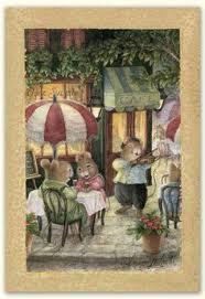 susan wheeler cards susan wheeler pond hill mouse mice cafe violin anniversary