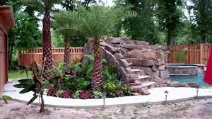 pool landscaping houston palm trees for pools palm tree pool